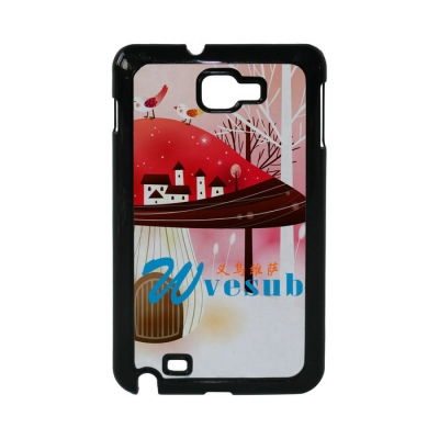 Sublimation Samsung Galaxy Note I9220 Cover-Black