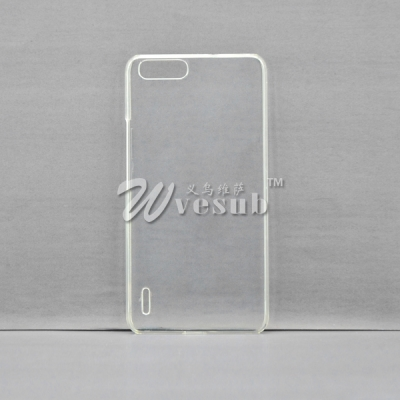High Quality 3D Huawei Honor 6 Plus Coating Phone Case