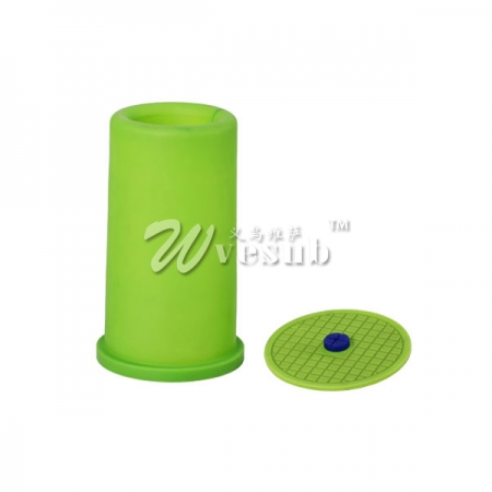 Big Size Long Bottle Wrap Silicon Mold