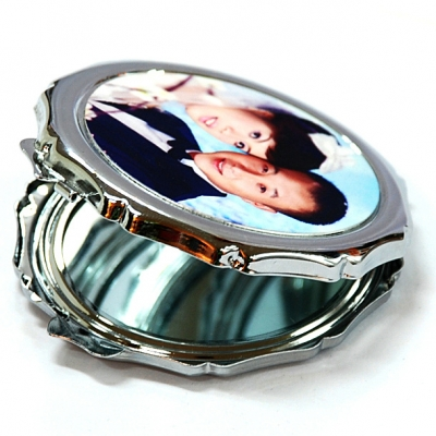 Compact Mirror-Round