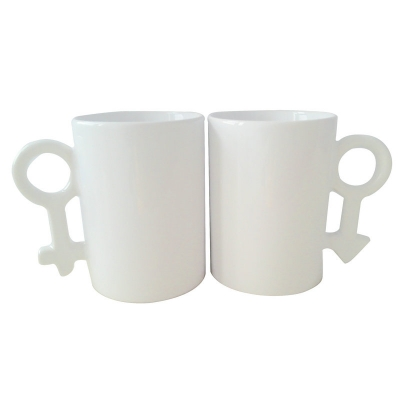 11oz Couple Mugs-New