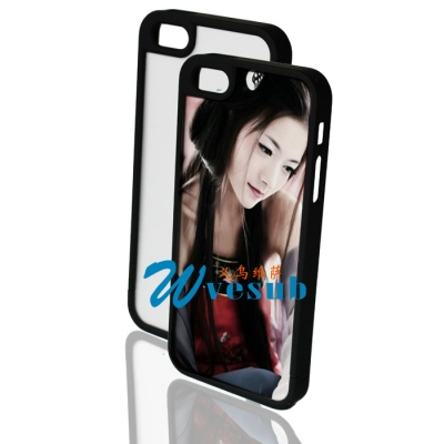iPhone 5 Plastic Frame-Black