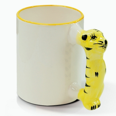 11oz Animal Mug-Tiger