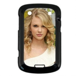 BlackBerry 9900 Cover-Black