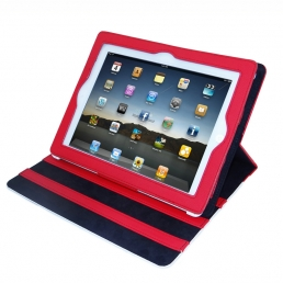 iPad Case-Red