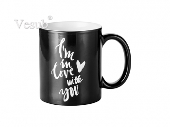 11oz Engraving Color Changing Mug (Love)