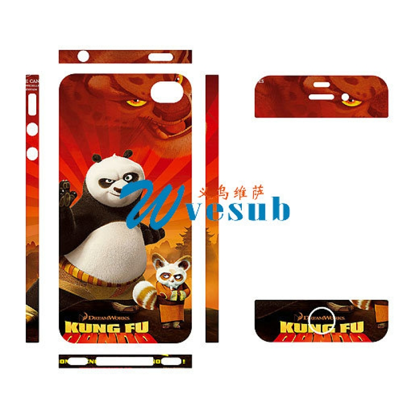 Personalized iPhone 5/5S Skin