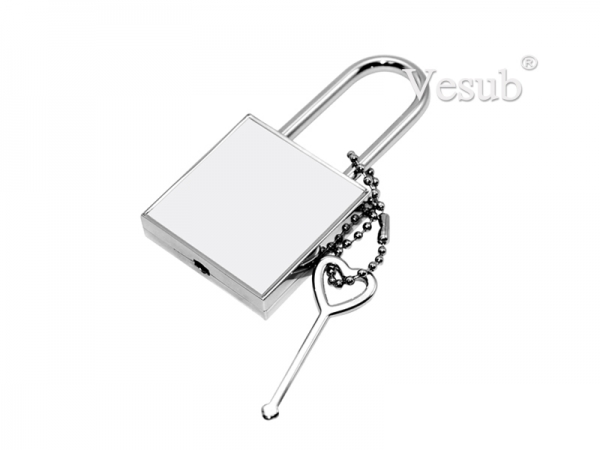 Square Sublimation Lock