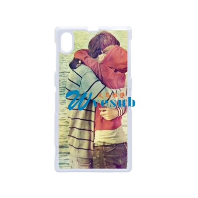 Sublimation Printing Blank Case Cover for Sony Xperia Z1 L39H