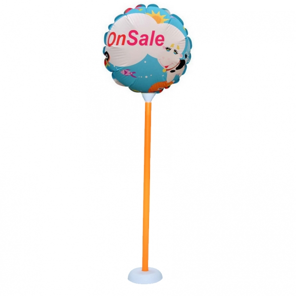 18cm Photo Balloon-Round