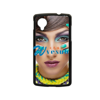 Sublimation Printing Phone Case for  Google Nexus 5