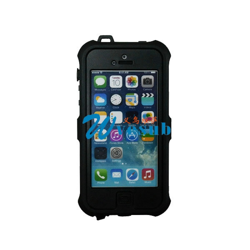 waterproof case for iPhone5/5s