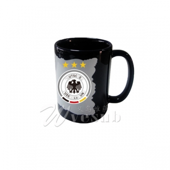 11oz Full Color Mug-Black