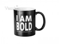 11oz Engraving Color Changing Mug (Bold Motto)
