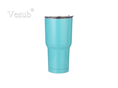 30oz Stainless Steel Tumbler (Mint Green)