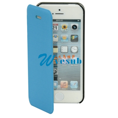 iPhone5 Foldable Case-Blue