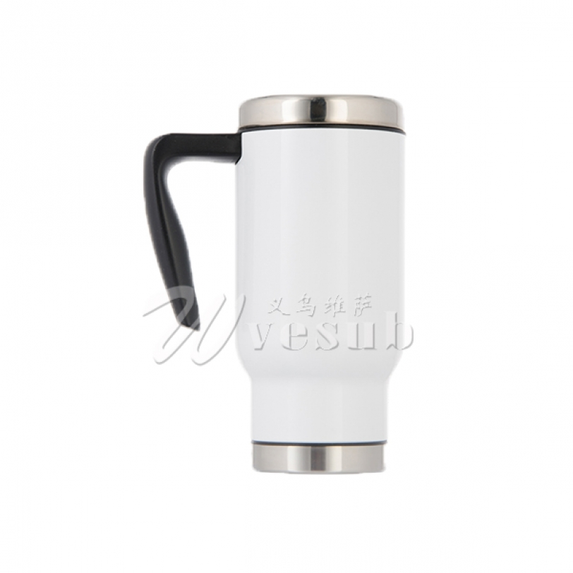 14oz Stainless Steel Mug (New)