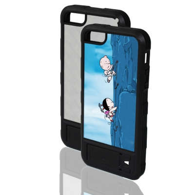 Sublimation iPhone 5/5s Cover with Stand