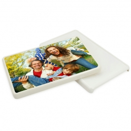Kindle Fire Plastic Cover-White