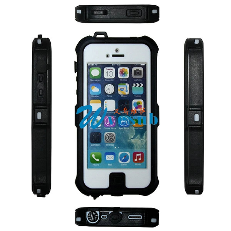 Phone Waterproof Case for iPhone5/5S