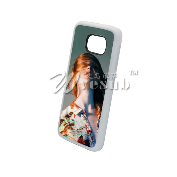 Personalized Sublimation Phone Case for TPU Samsung Galaxy S6 G9200 Cover