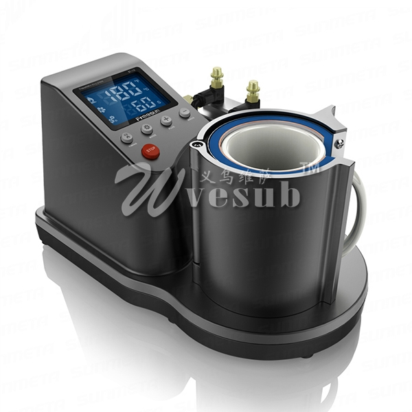 Mini Pneumatic Mug Press Machine