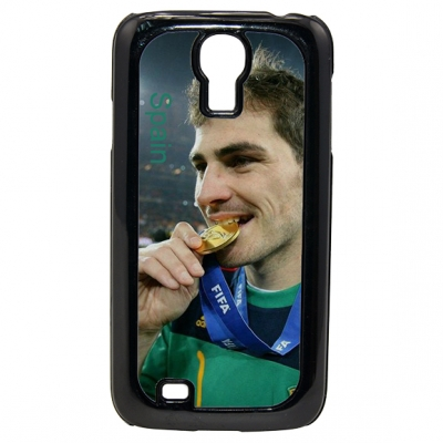 Sublimation Samsung Galaxy S4 Plastic Black Cover