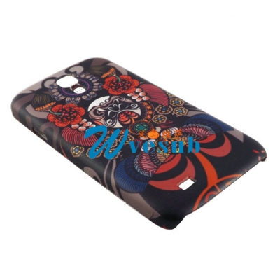3D Samsung S4 Cover-Glossy