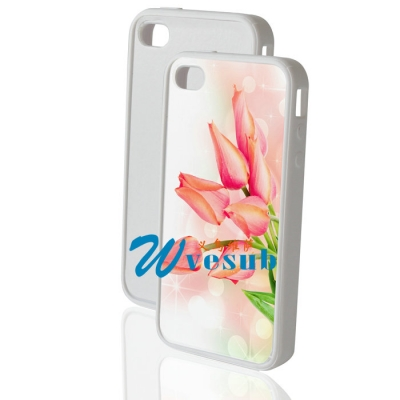 Sublimation Heat Transfer iPhone 4/4s Cover