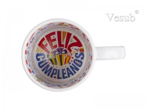 11oz Motto Mug(HAPPY BIRTHDAY, Spanish)
