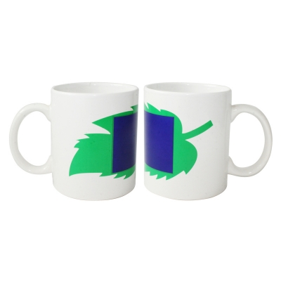 11oz Leaf Color Changing Mug