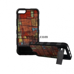 iPhone 5 Plastic Cover with Stand