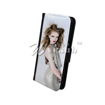 Sublimation Samsung Galaxy S6 Edge Foldable Black Case