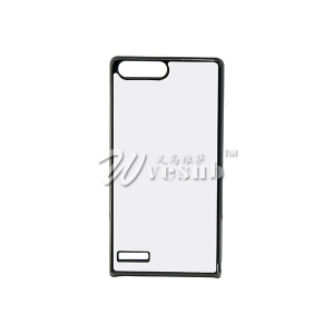 DIY Sublimation Heat Press PC Cover Case Metal Aluminium Plates for Huawei Ascend P7 MINI