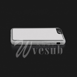 iPhone 7 Cover (Rubber, Clear)