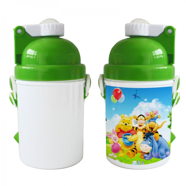 Sublimation Kid Bottle-Green