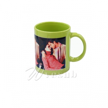 11oz Full Color Mug-Green