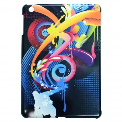 3D iPad Cover (White)