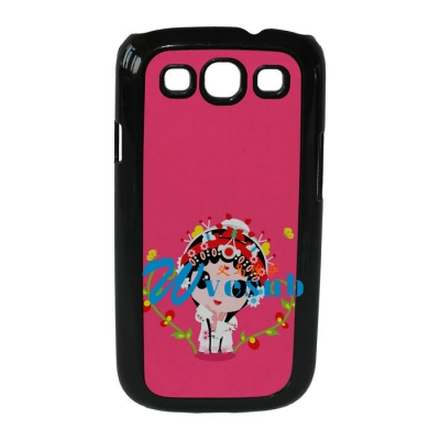 Sublimation Samsung Galaxy S3 I9300 Cover-Black