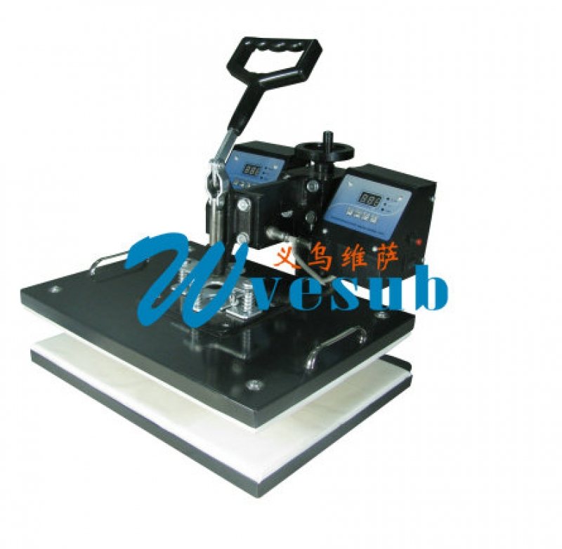Dual Sublimation T-shirt Heat Press Machine
