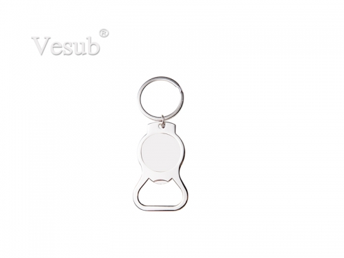 Sublimation Metal Lock-Round