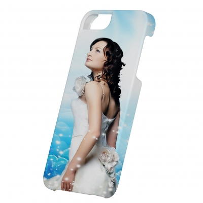 3D Glazed iPhone 5S Cover