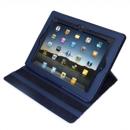 iPad Case-Blue