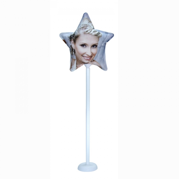 28cm Photo Balloon-Star