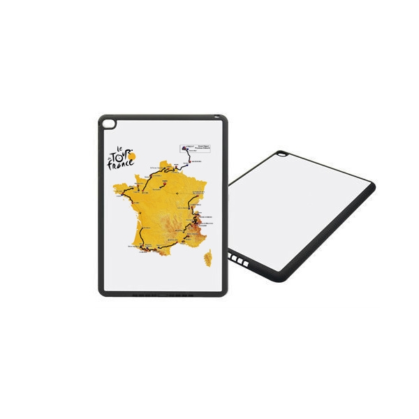 New Factory Price Rubber Sublimation Apple iPad Air 2 Case