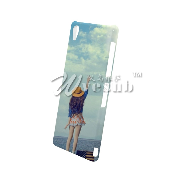 3D Sublimation Sony Xperia Z3 L55U Cover Glossy