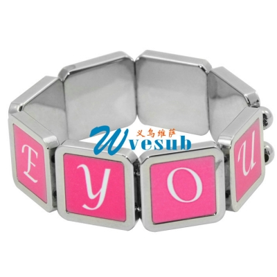 Sublimation Fashion Bracelet