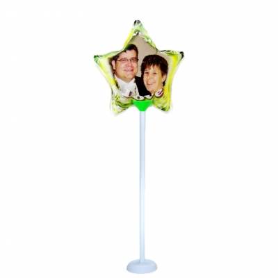 18cm Photo Balloon-Star