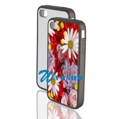 Blank Sublimation iPhone 4/4s Cover