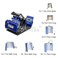 New Multifunctional Mug Press
